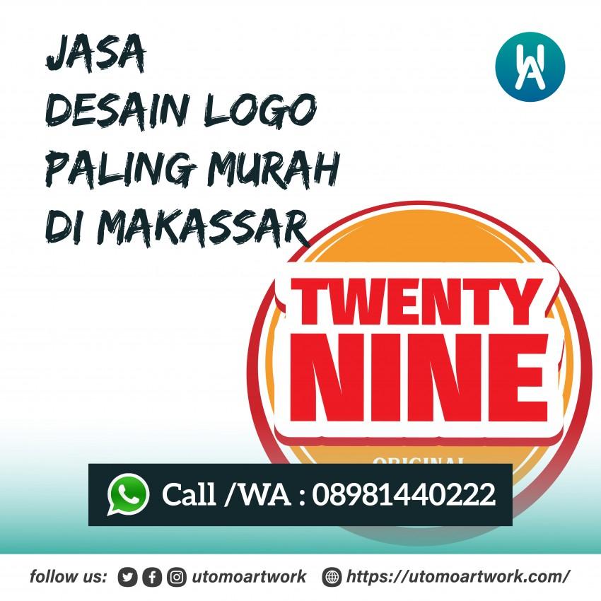 Jasa Desain Logo Paling Murah di Makassar