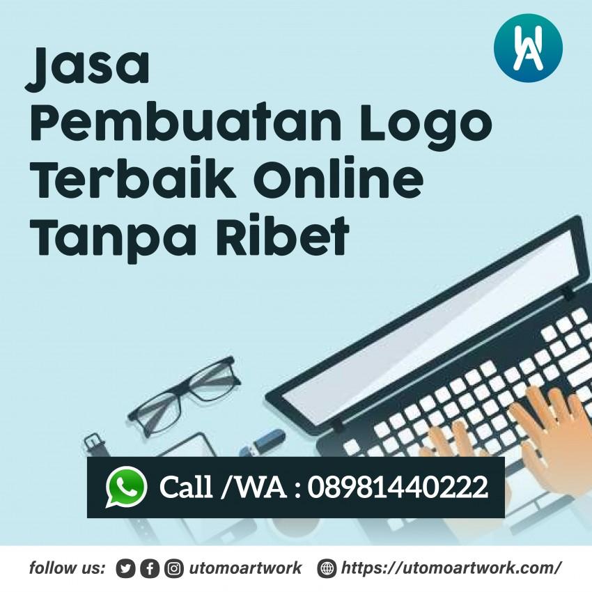 Ayo Buat Logo Sekarang, Jasa Desain Logo Online by Utomo Artwork