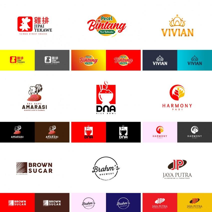 Desain Logo yang Bisnis Kamu Banget