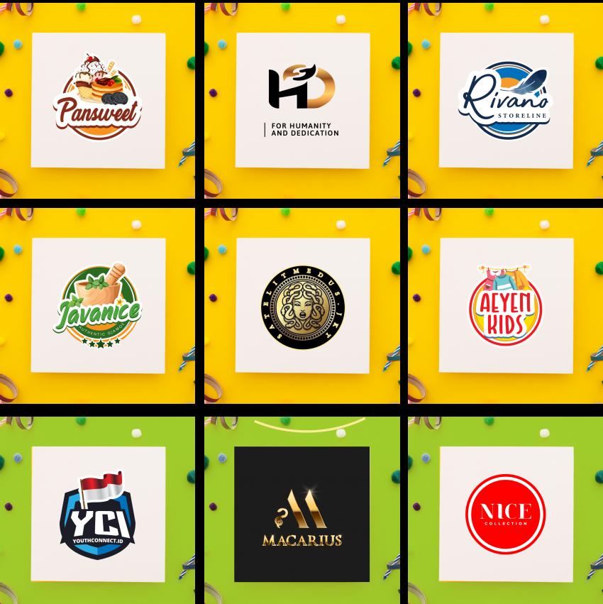 Buat logo di Makassar, di sini tempatnya!