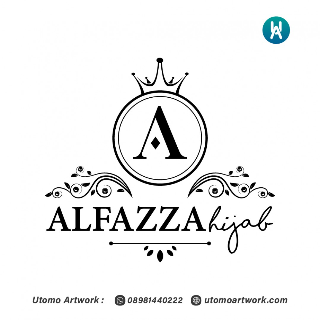 Logo Alfazzah Hijab