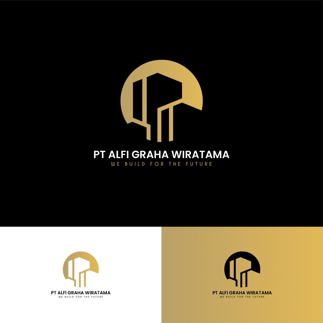 Logo Real Estate PT Alfi Graha Wiratama