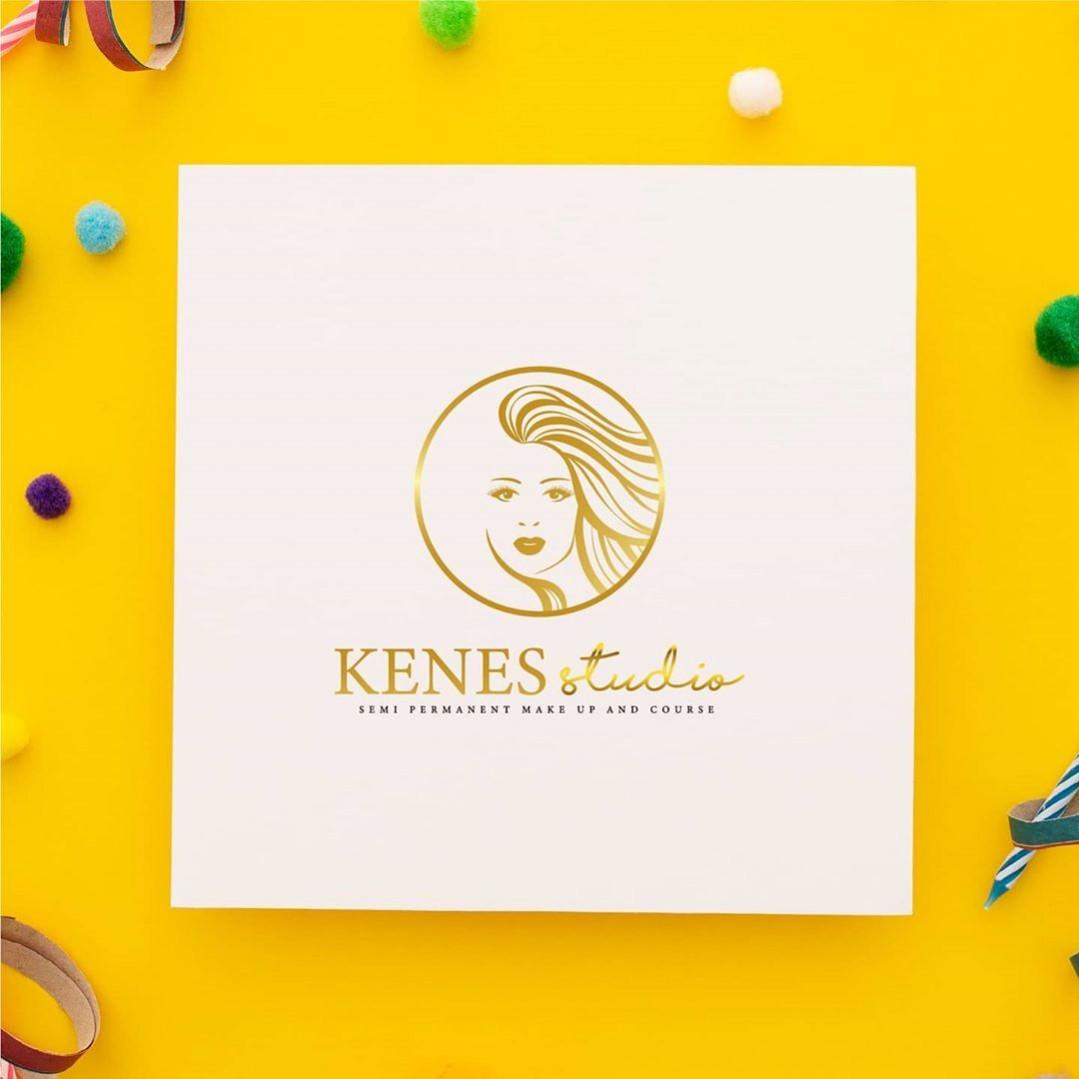 Desain Logo Kenes Studio