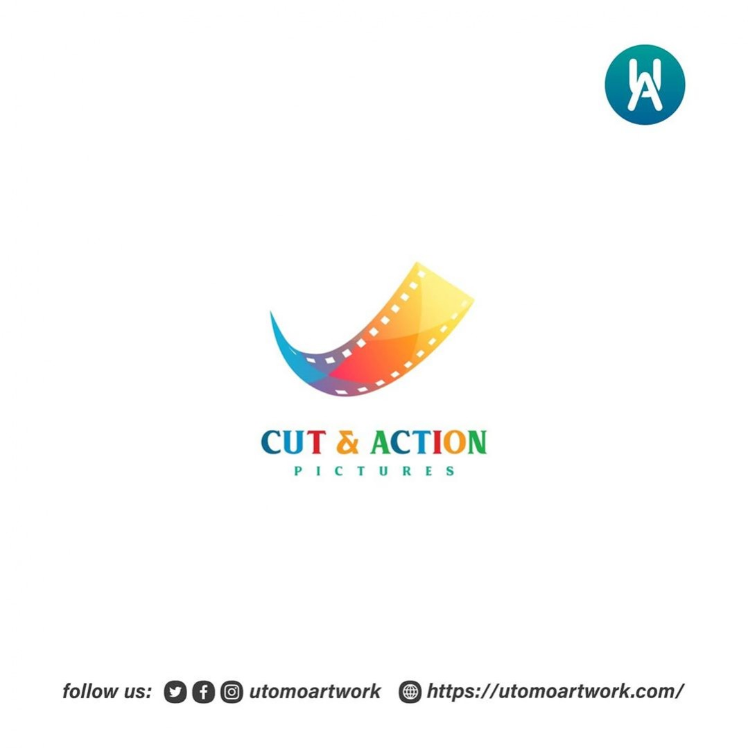 Logo Cut And Action
