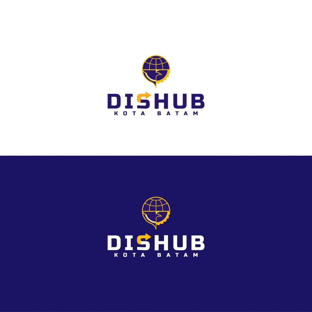 Desain Logo Dishub Kota Batam