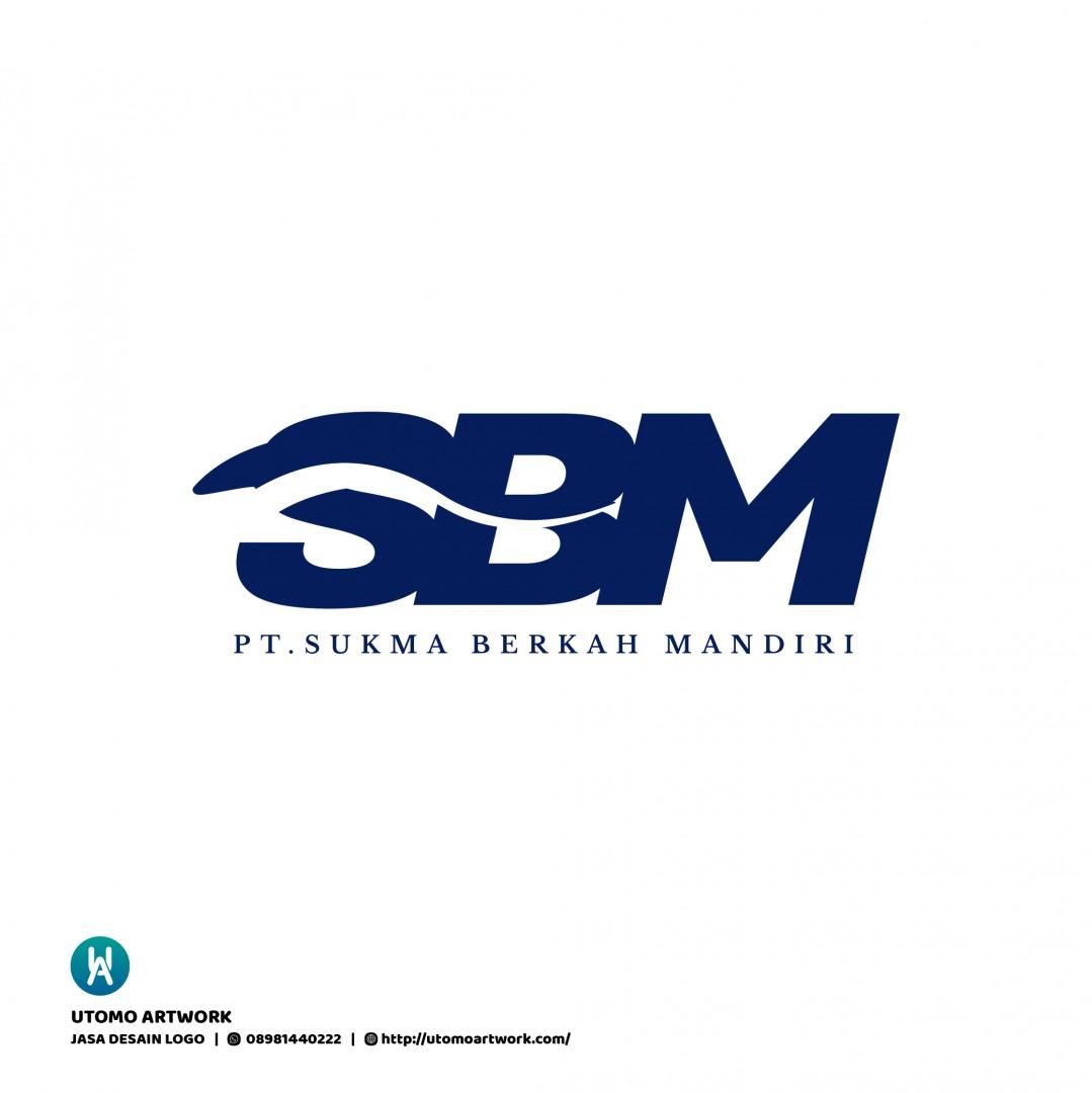 Desain Logo Sukma Berkah Mandiri