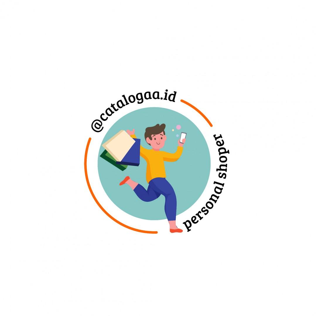 Desain Logo Untuk Catalooga.id