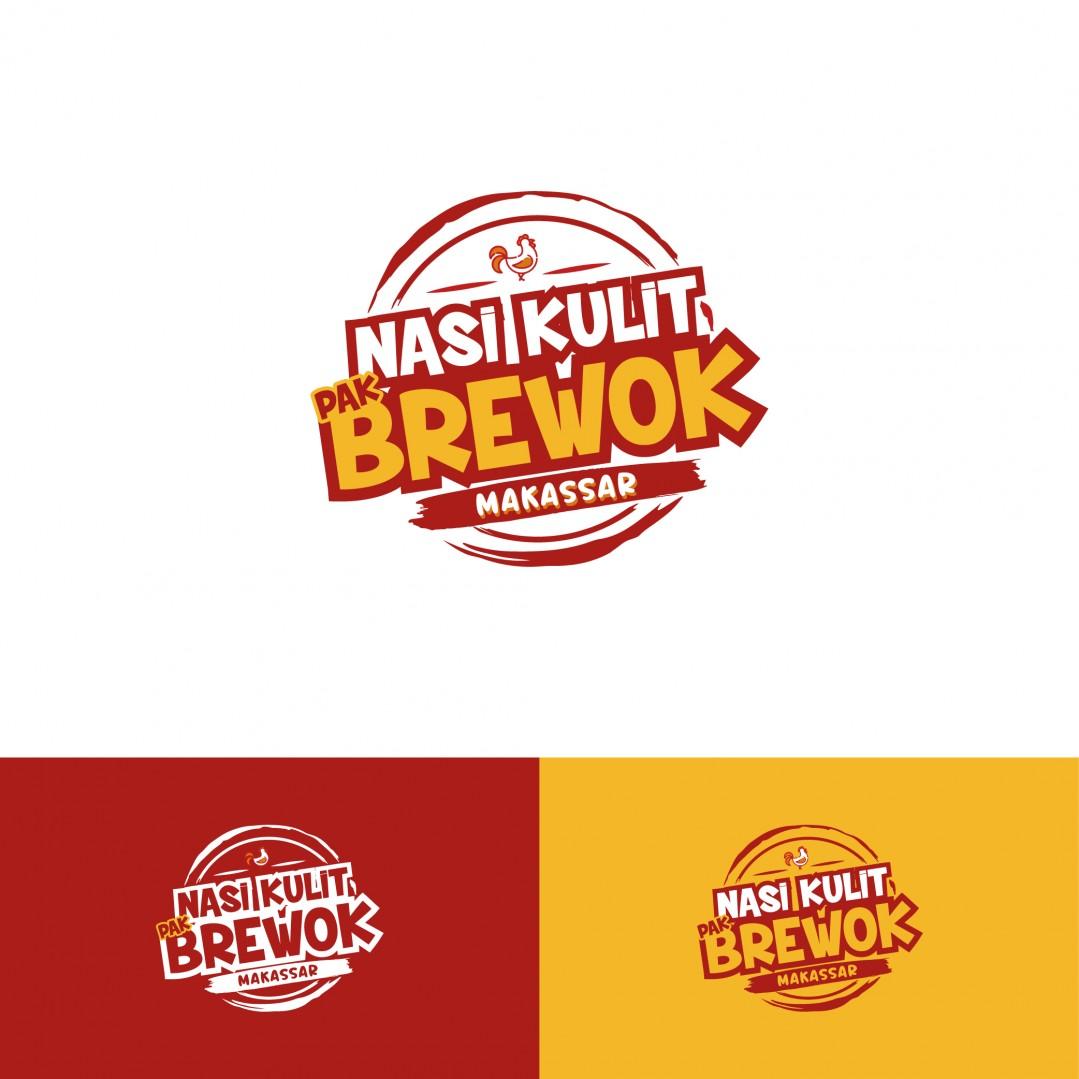 Logo Nasi Kulit Brewok