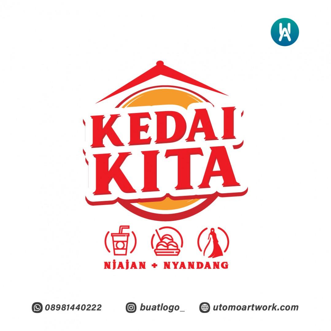 Logo warung Kedai Kita