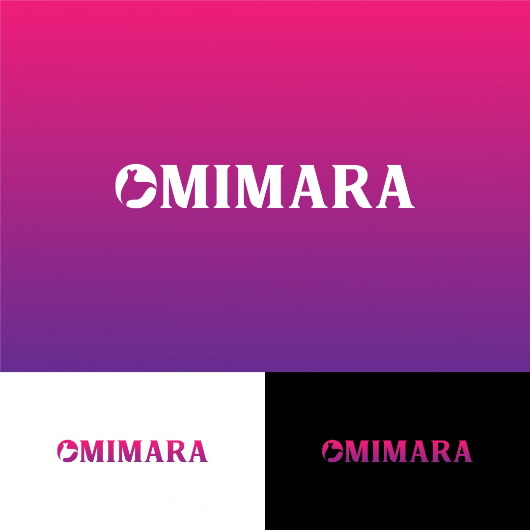 Desain Logo Omimara