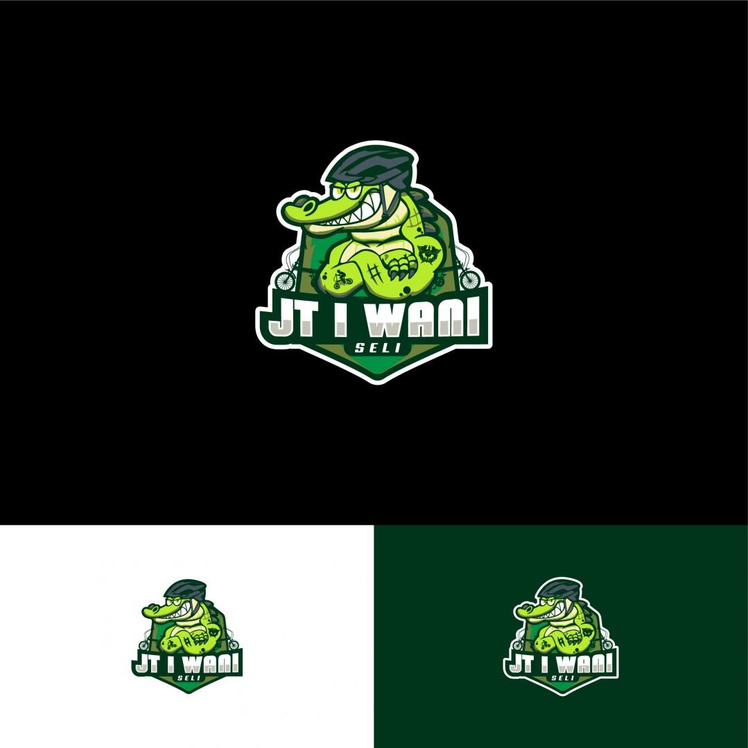 Desain Logo JT I Wani