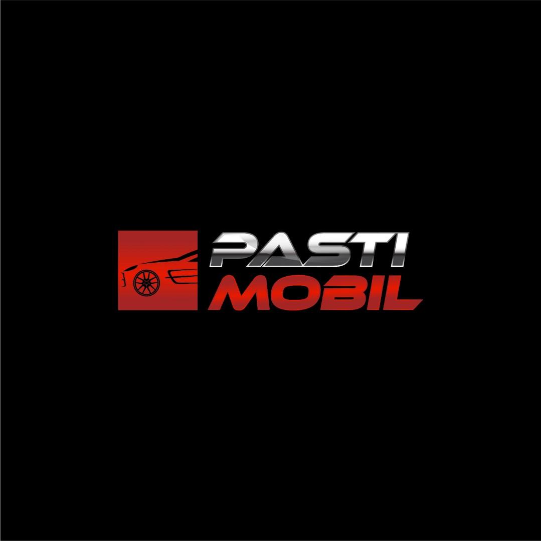 Desain Logo Pasti Mobil