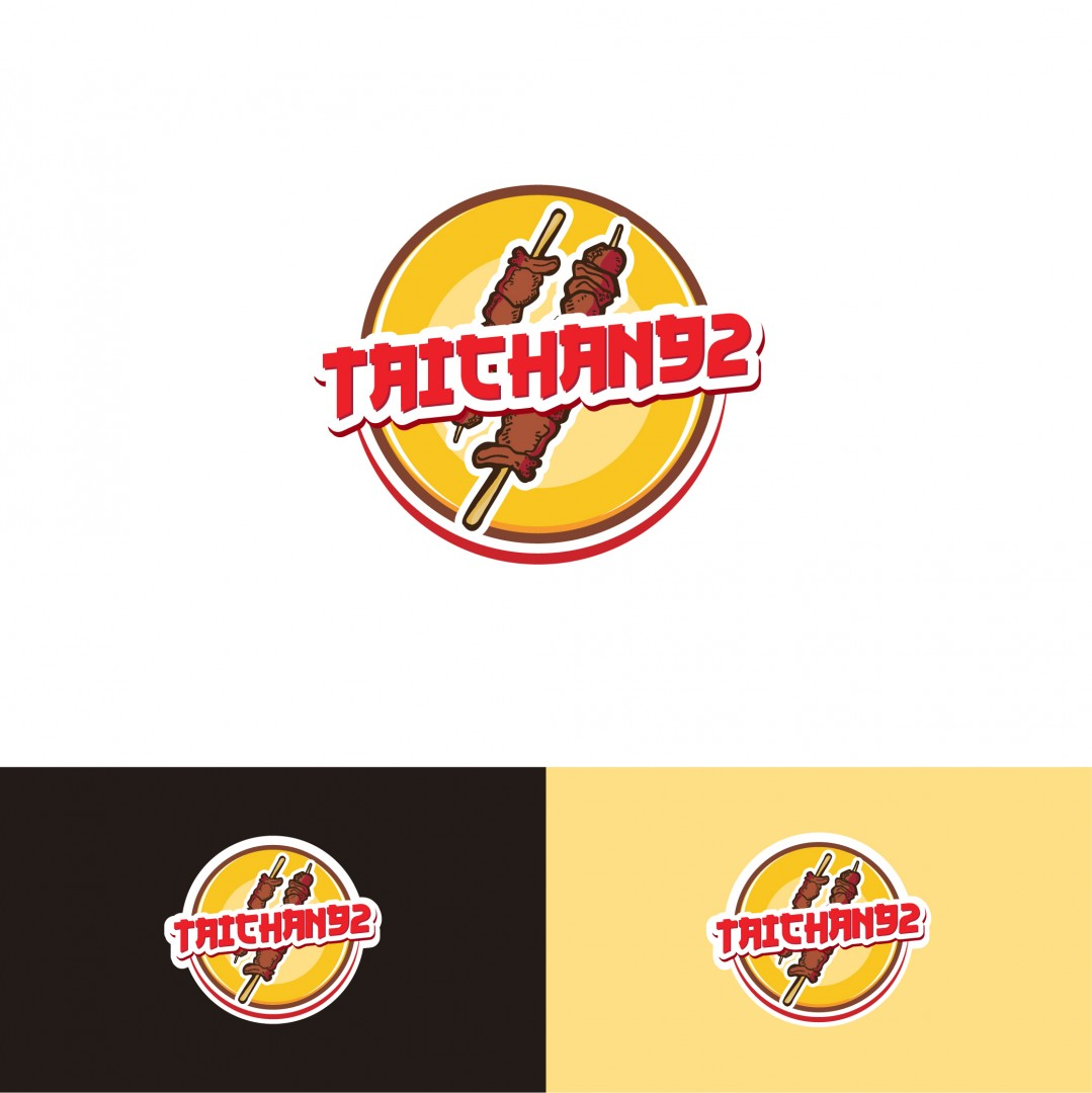 Desain Logo Taichan92