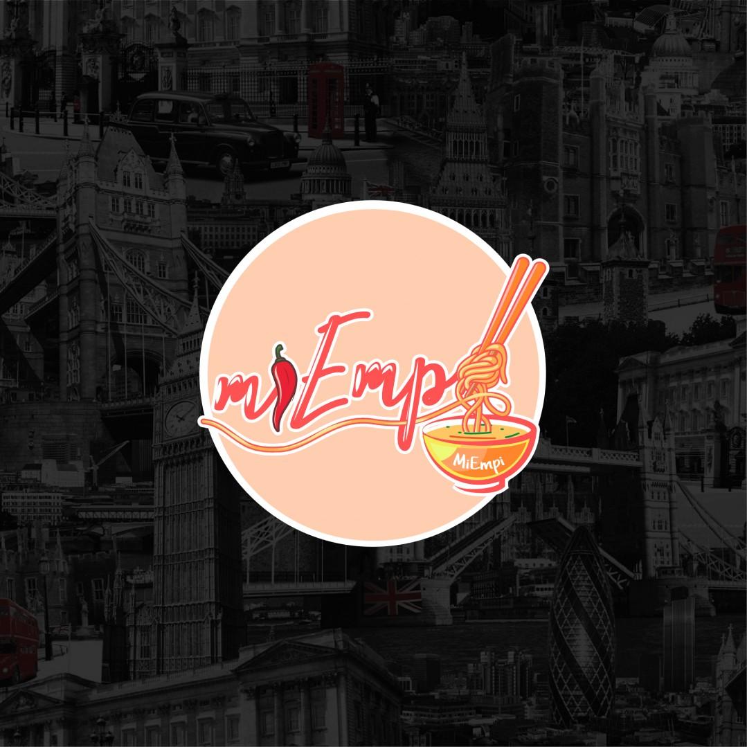 Desain Logo Mi