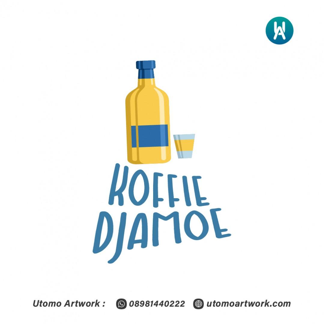Logo Koffie Djamoe