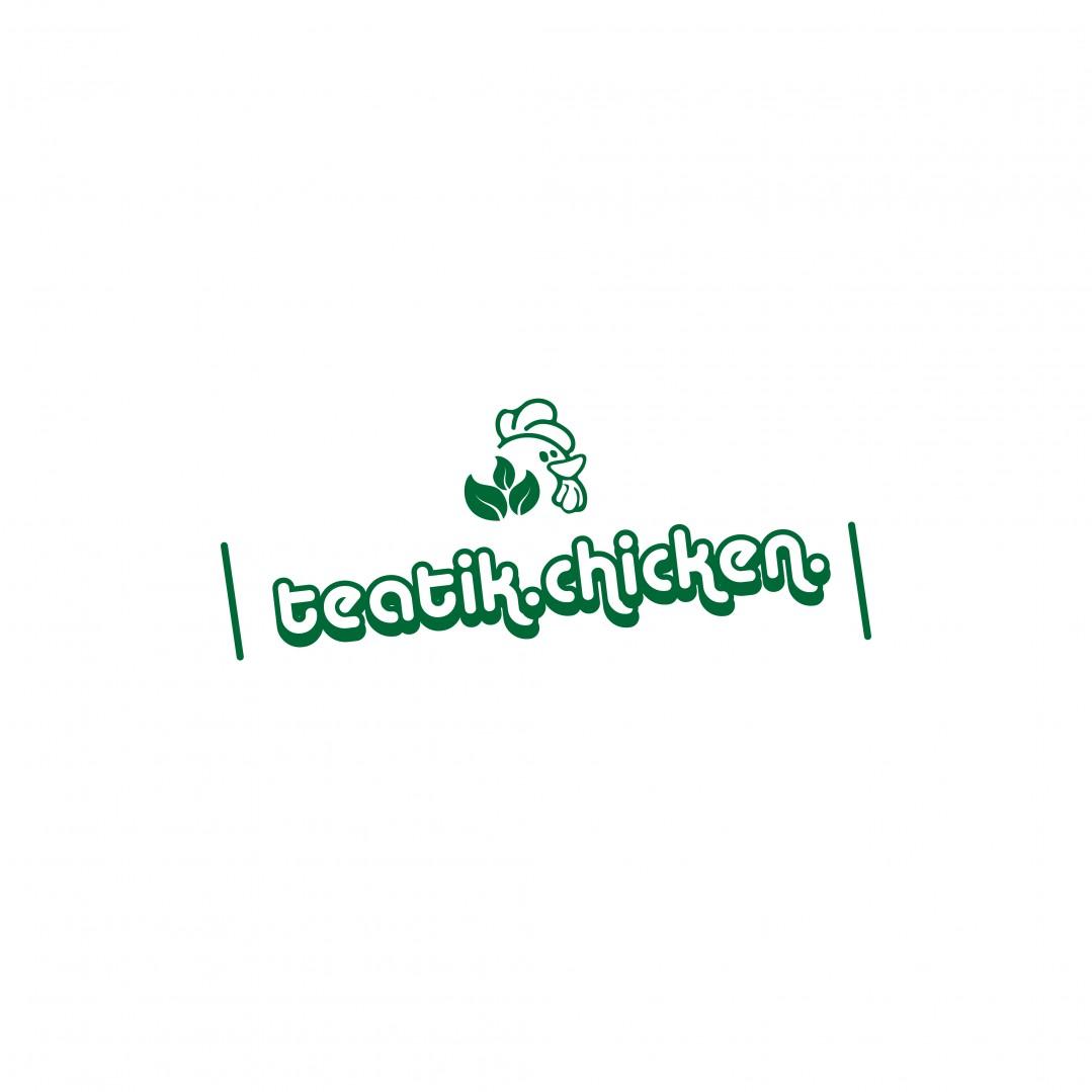 Desain Logo TEATIK CHICKEN