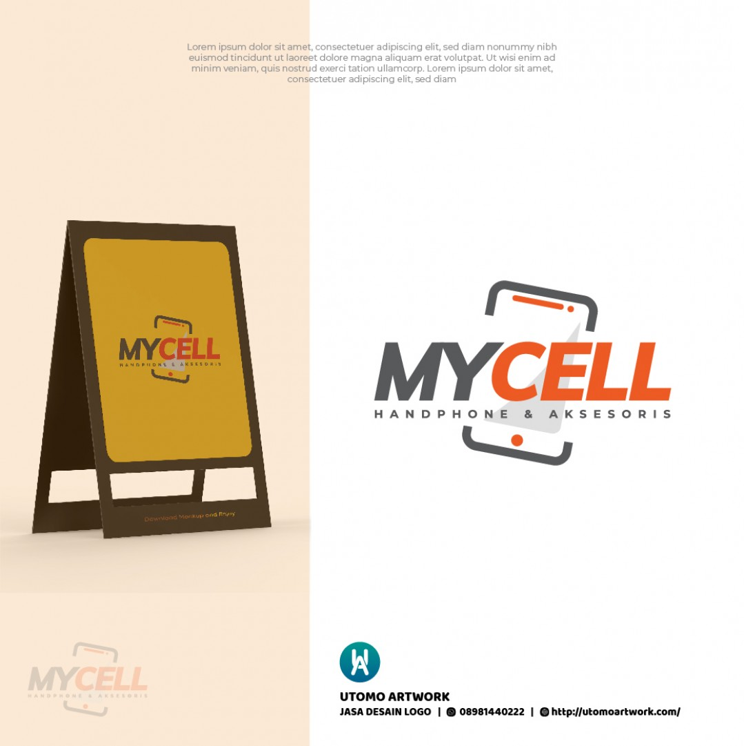 Logo My Cell