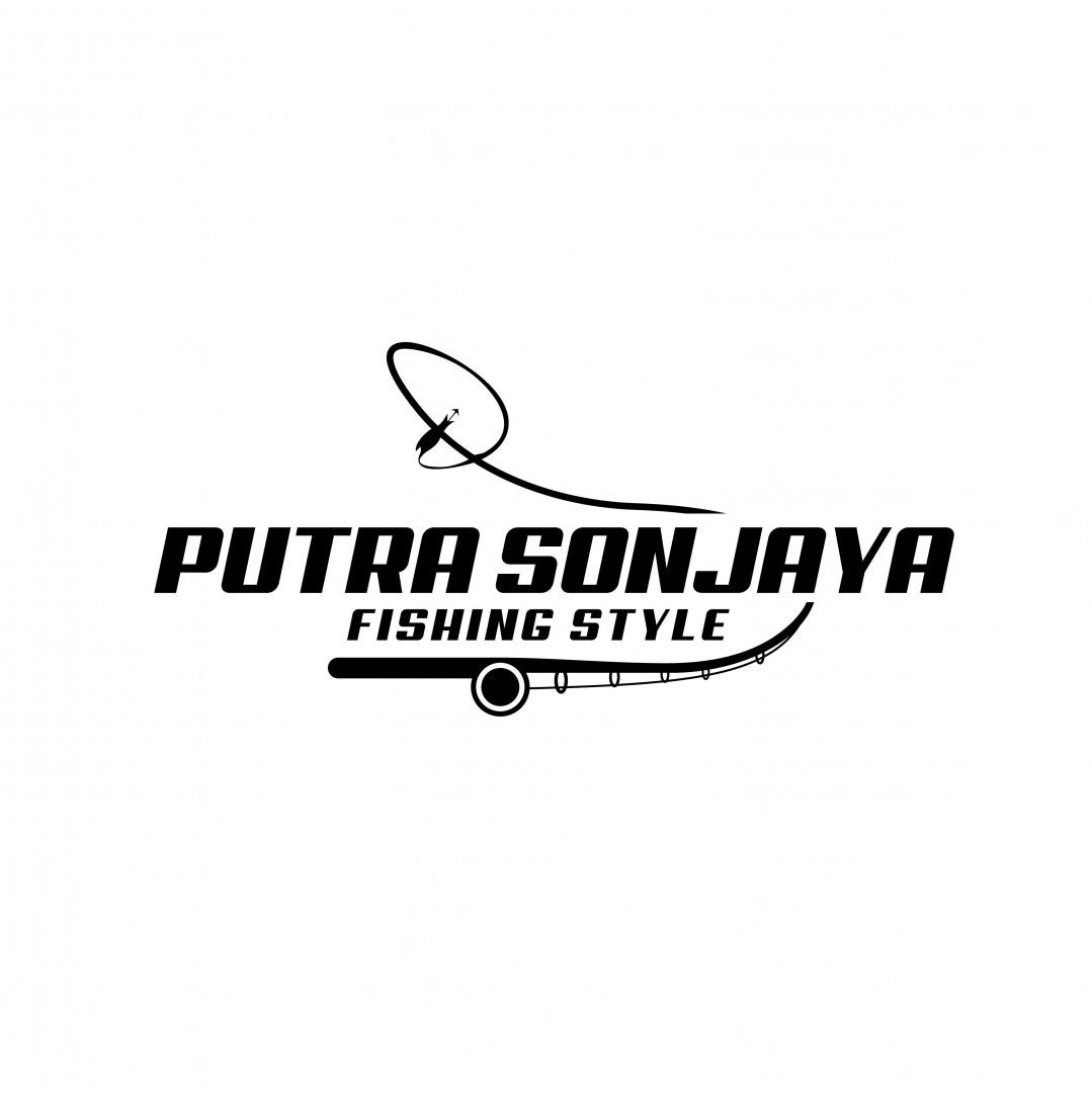 Desain Logo Club Fishing