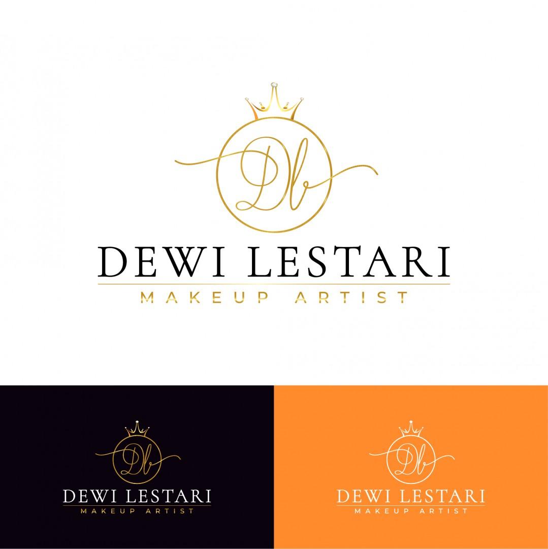 Desain Logo Makeup Artist