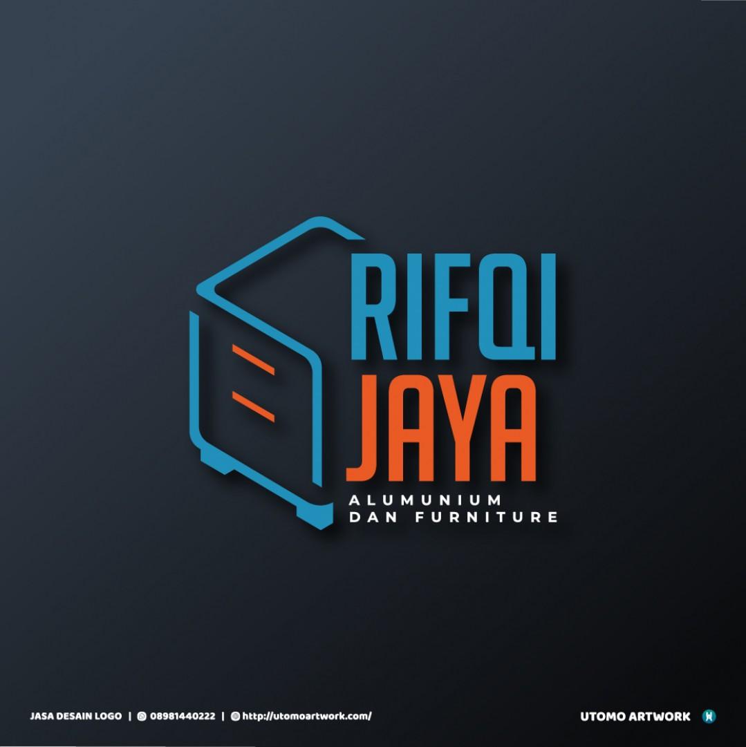 Desain Logo Rifqi Jaya