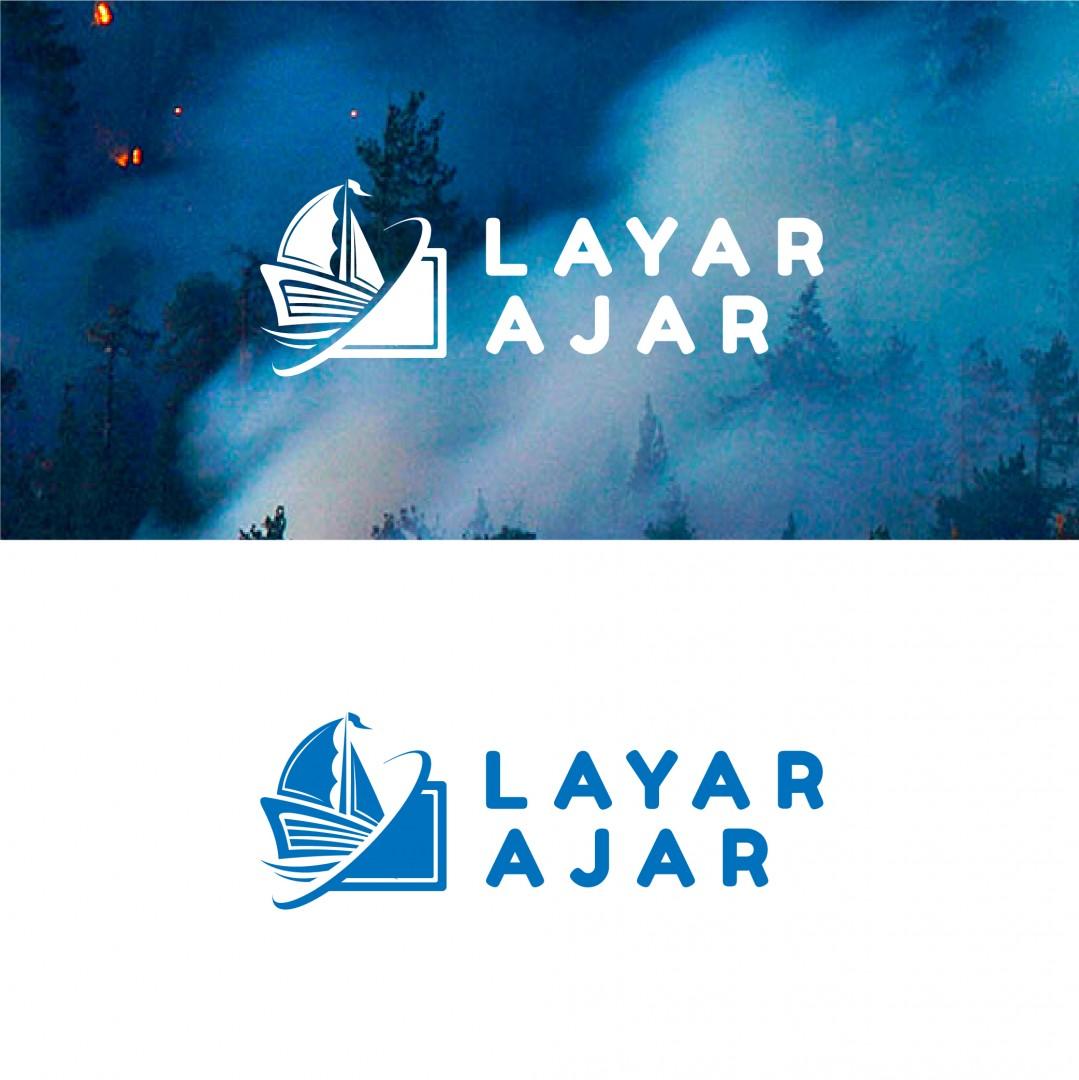Logo Layar Ajar