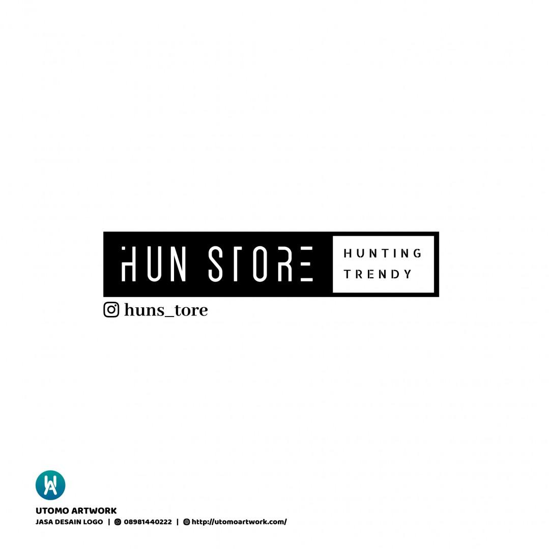 Logo Hun Store