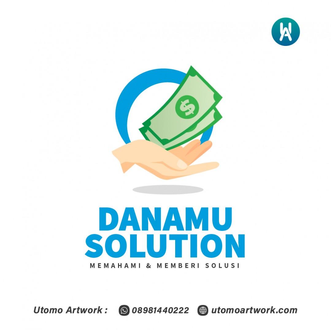 Desain Logo Danamu Solution