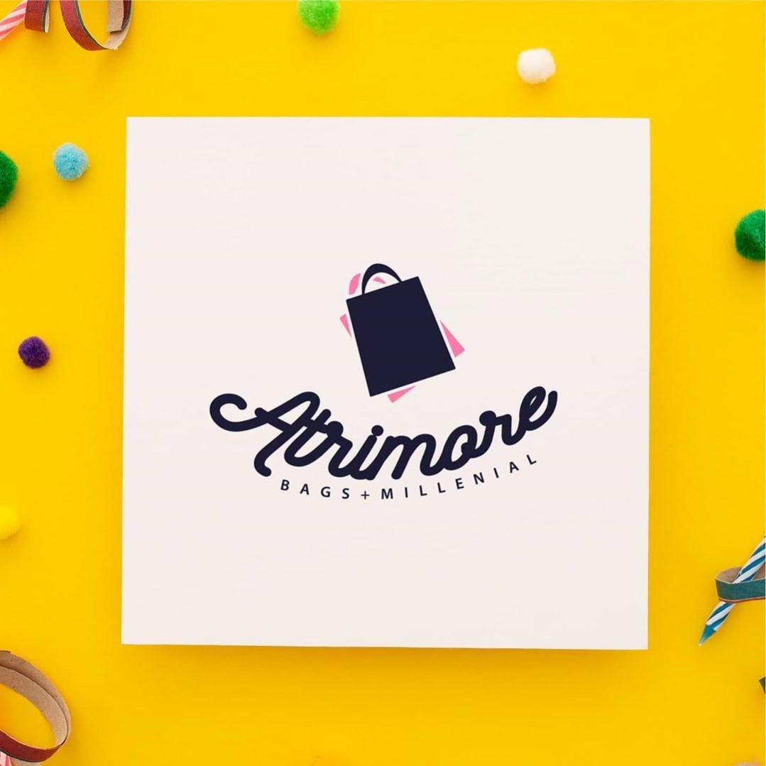 Desain Logo bags Attrimore