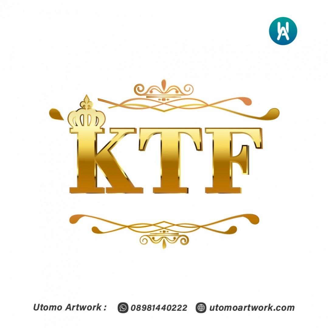 Desain Logo KTF