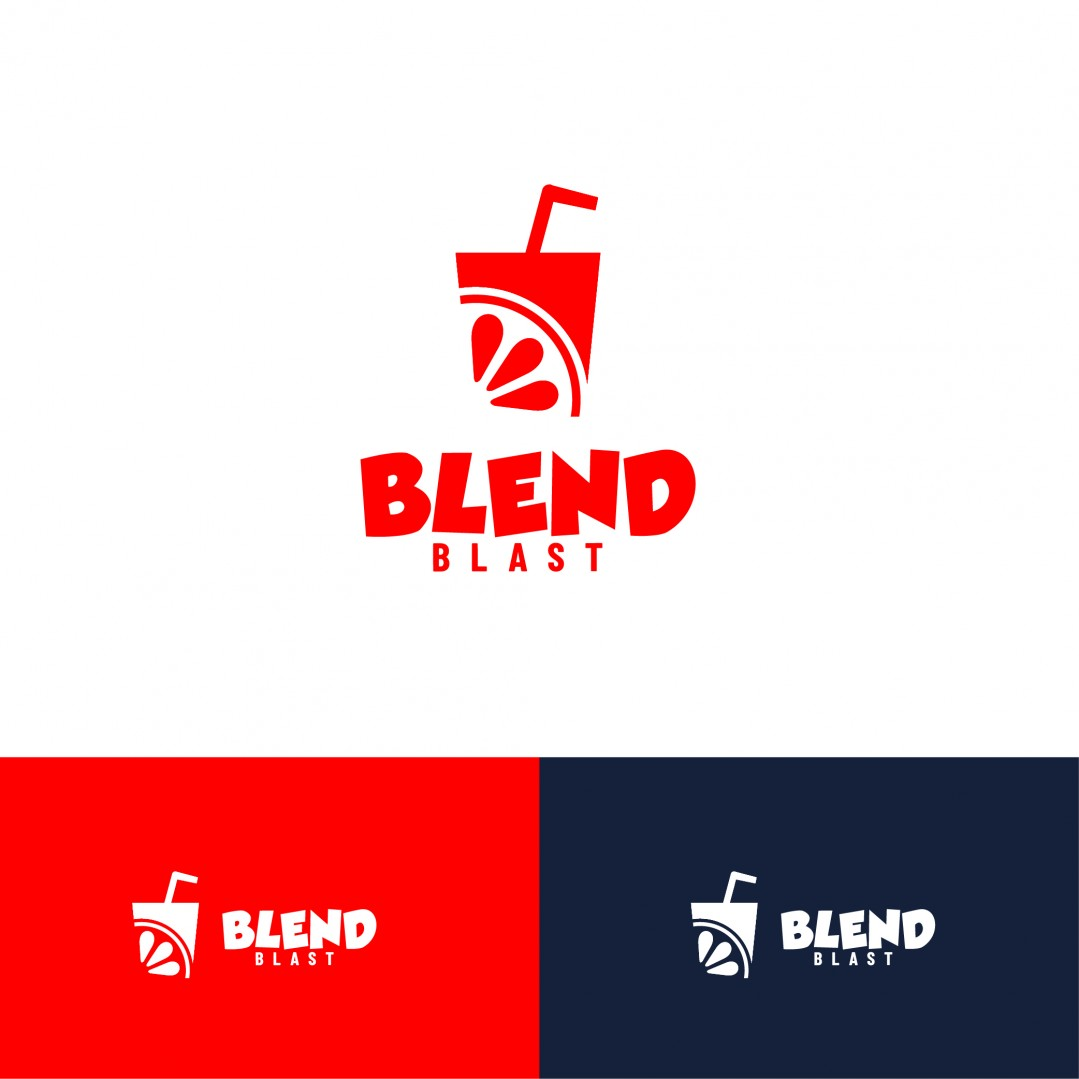 Logo Blend Blast