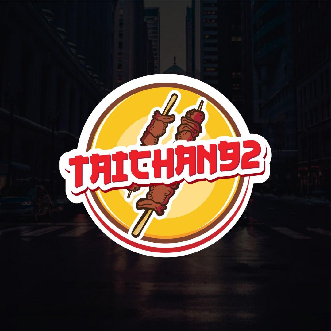 Desain Logo Sate