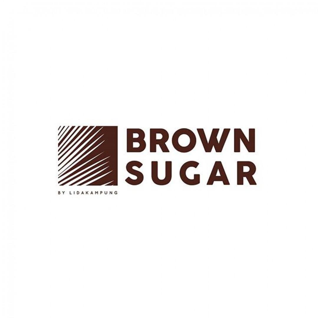 Desain Logo Brown Sugar