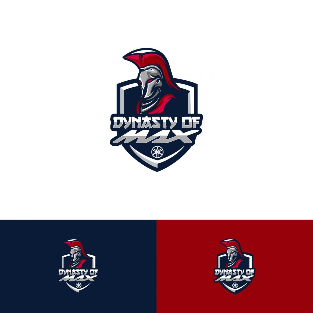 Desain Logo Dinasty of Max