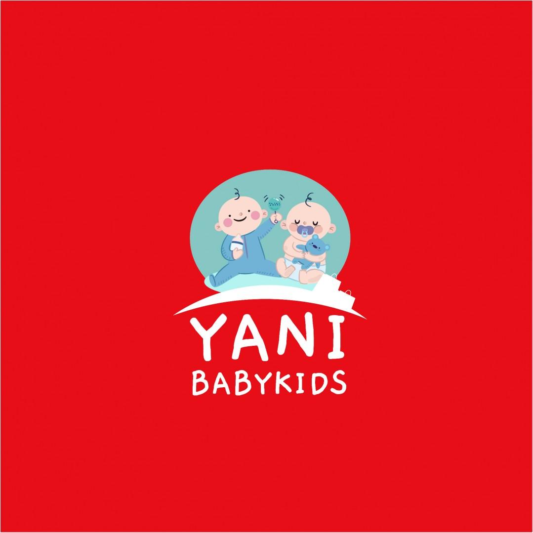 Desain Logo Yani Baby Kids