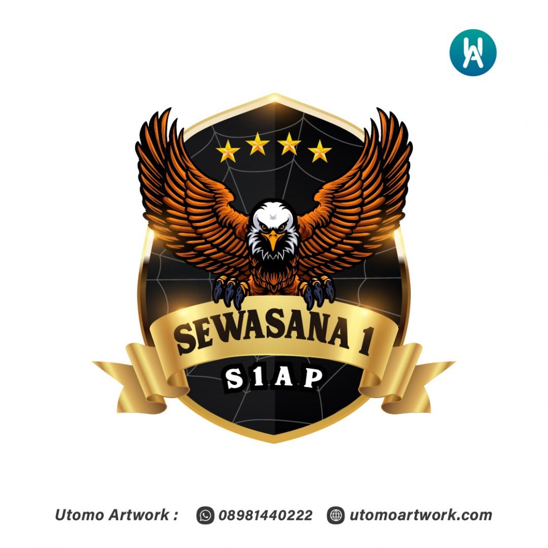 Desain Logo Sewasana 1