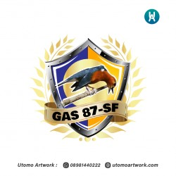Logo Gas 87 sf