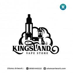 Logo Vape Kingsland Vape