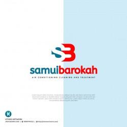 Desain Logo Samui Barokah
