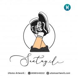 Buat Logo Santuy.id