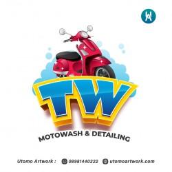 Logo TW Motowash