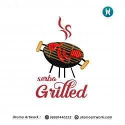 Logo  Serba Grilled