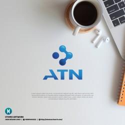 Desain Logo ATN