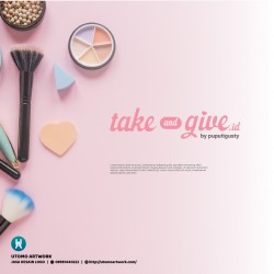 Logo Take and Give