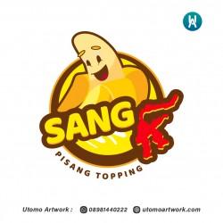 Pembuatan Logo Sangke Pisang