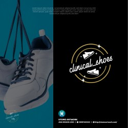 Logo Clinical Shoes