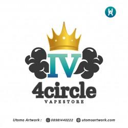 Logo Vape 4Circle
