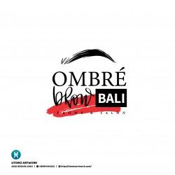 Logo Omre Brow Bali