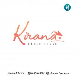 Pembuatan Logo Kirana Guest House