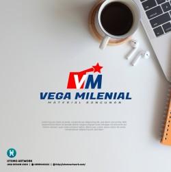 Pembuatan Logo Vega Milenial